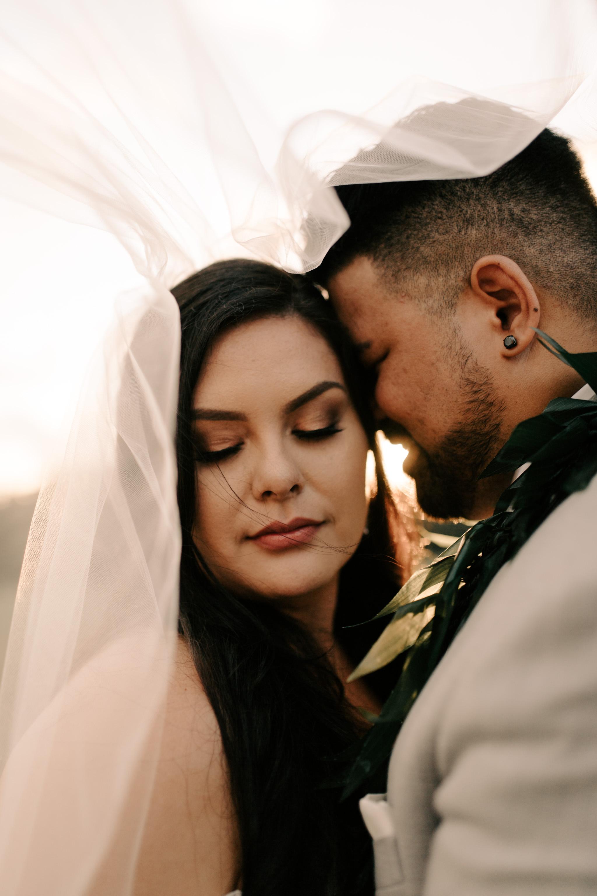Sunset Ranch Hawaii Wedding By Oahu Wedding Photographer Desiree Leilani