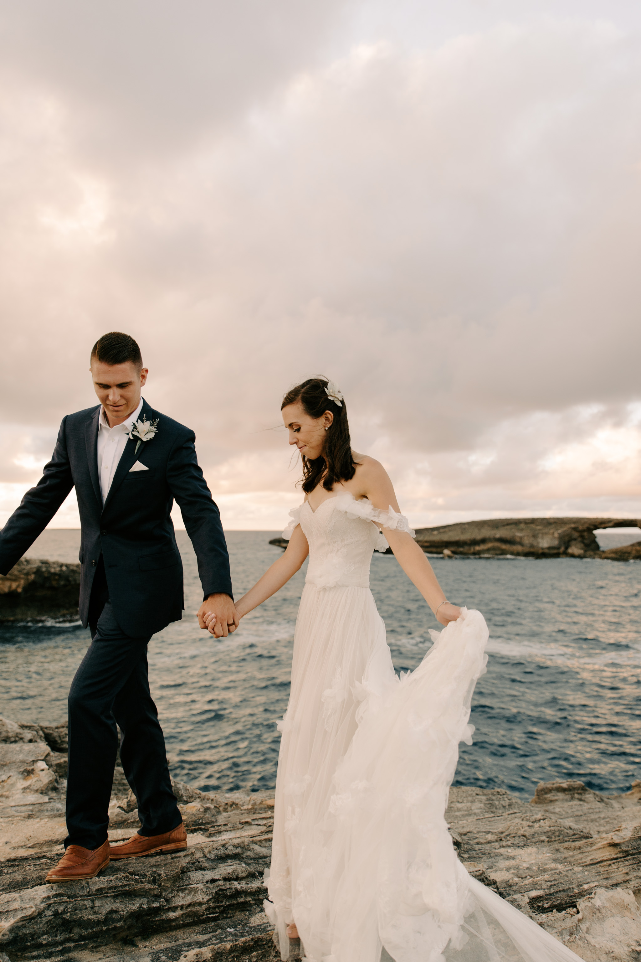 Laie Point Backyard Wedding By Hawaii Wedding Photographer Desiree Leilani (1 of 1)-50.jpg