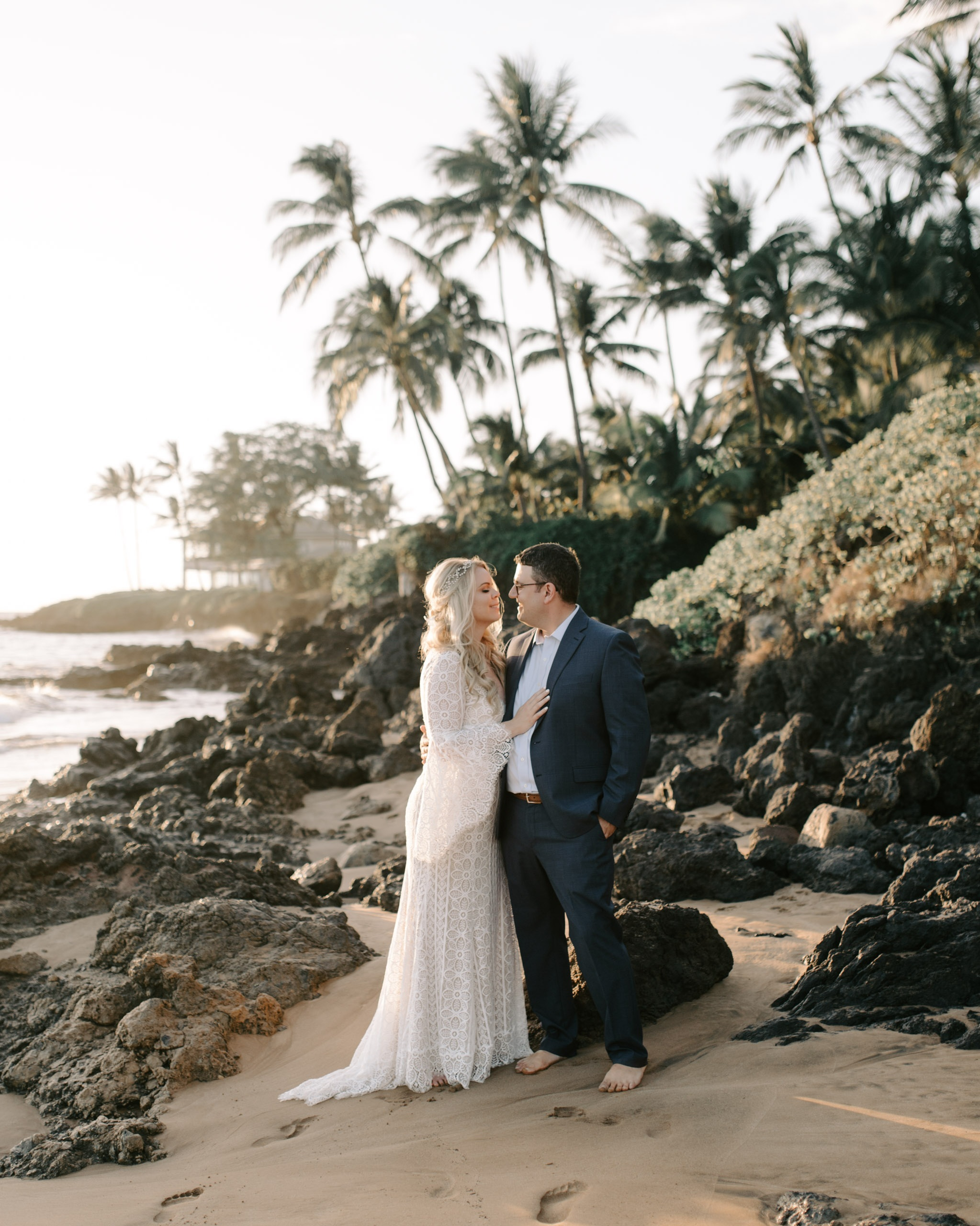Andaz+Maui+Wailea+Resort+Wedding+By+Oahu+Wedding+Photographer+Desiree+Leilani