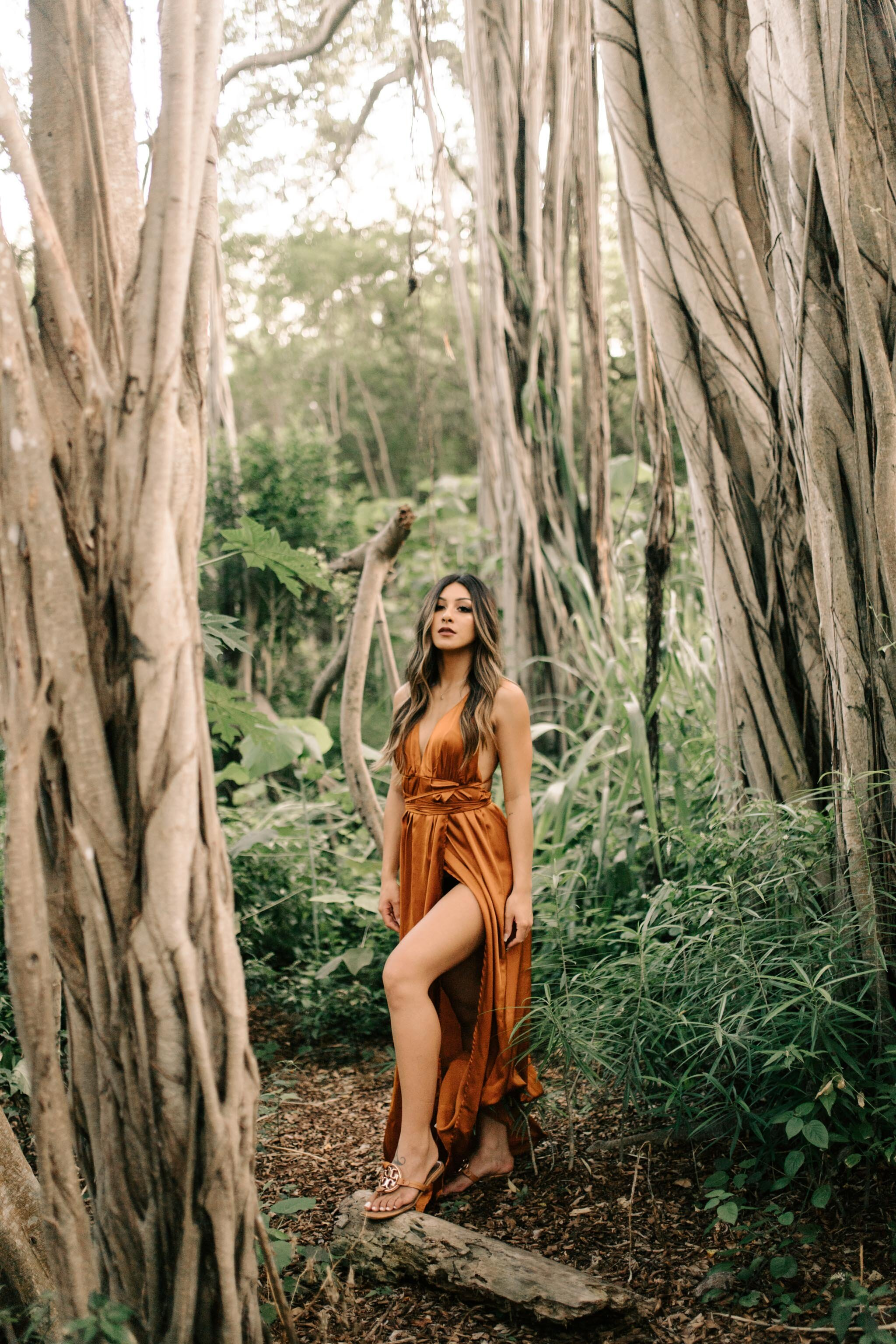 Jxnmama Birthday Photoshoot at Kawela Bay By Oahu Photographer Desiree Leilani