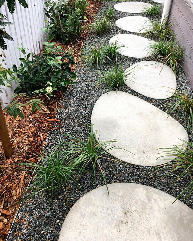 And that's a wrap for 2018! It's been a busy year for the BoxBL team but looking forward to the new year and new projects ahead 😎 Designed by @michaelcookegardendesign #concretesteppers #offformconcrete #landscaping #landscapingdesign #centralcoast #garden #gardendesign