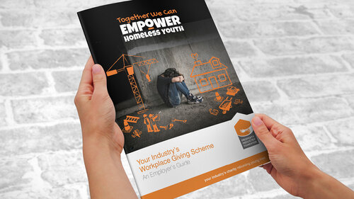 Property Industry Foundation - EMPOWER Homeless Youth
