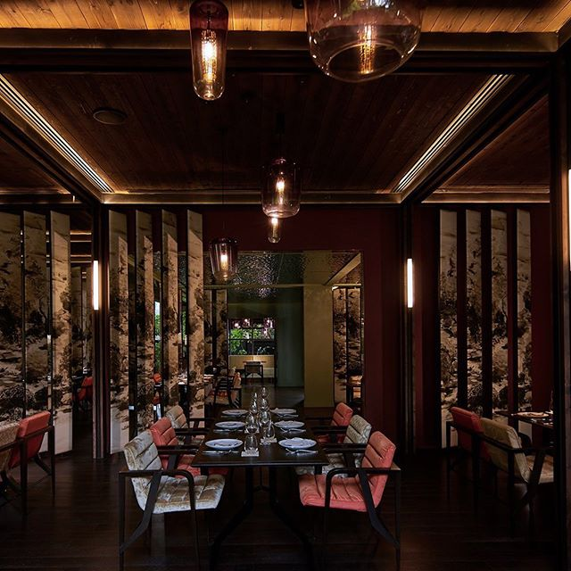 SPIRIT, a restaurant we designed in Bangkok for Jim Thompson . . . . . . . . #spiritjimthompson #spirit #restaurant #finedining #jimthompson #interiordesign #design #architecture #architect #bangkok #thailand #french #design #luxury #garden #landscape #tropical #archilovers #architecturelovers #architecturephotography #archdaily #architecturedaily #architectureporn #archiporn #architecturehunter #architecturetoday #architecture_view #worldplaces #boiffils #boiffilsarchitectures #boiffilsarchitecture