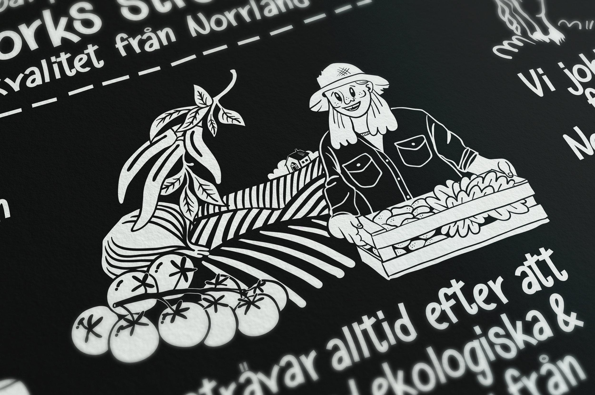 illustration by Stina Norgren illustre.se