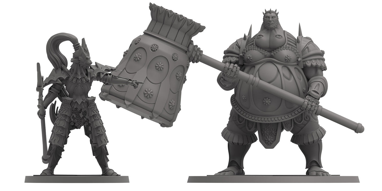 Dark Souls™ The Board Game — Steamforged Games