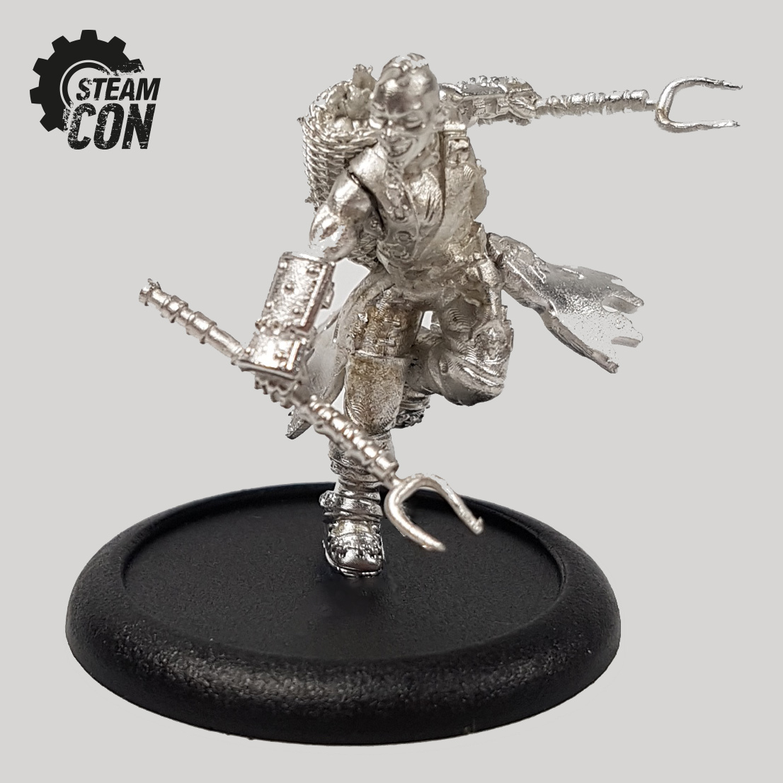 At SteamCon 2016 the community designed Skulk -available in EVERY swag bag!
