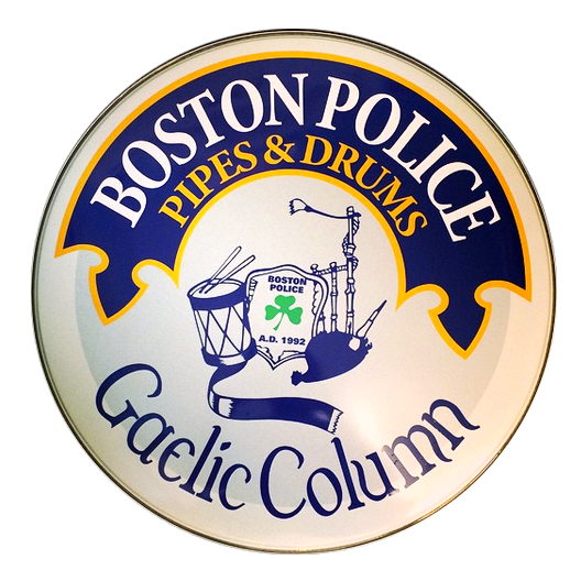 Boston Pipes & Drums Drum Head