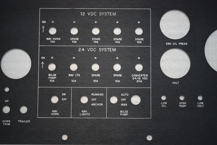 Nameplates/Control Panels/Labels