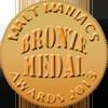 Bronze Ultra Premium - 2013 Malt Maniacs Awards  Batch 3