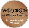 Bronze Independent Whisky - 2015 Wizards of Whisky Awards  Batch 1