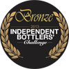 Bronze Independent Bottlers' Challenge 2014  Batch 2