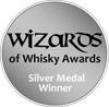Silver Independent Whisky - 2014 Wizards of Whisky Awards  Batch 1