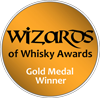 Gold Independent Whisky - 2014 Wizards of Whisky Awards  Batch 2