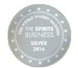 Silver The World Whisky Masters 2016  Batch 1
