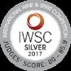 Silver International Wine & Spirits Competition 2017  Batch 2
