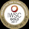 Gold International Wine & Spirits Competition 2017  Batch 2
