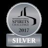 Silver International Spirits Challenge 2017  Batch 3