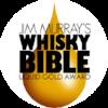 Gold Liquid Gold Award - 2017 Jim Murray's Whisky Bible  Batch 1