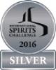 Silver International Spirits Challenge 2016  Batch 1