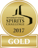 Gold International Spirits Challenge 2017  Batch 11