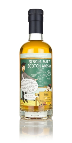Benrinnes 26 Year Old - Batch 6 (That Boutique-y Whisky company).jpg