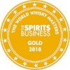 Gold The World Whisky Masters 2018  Batch 1