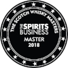 Master The Scotch Whisky Masters 2018 (The Spirits Business)  Batch 1
