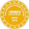 Gold The American Whiskey Masters 2018  Batch 2