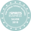 Silver World Whisky Masters 2018  Batch 1