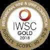 Gold International Wine & Spirits Competition 2018  Batch 2