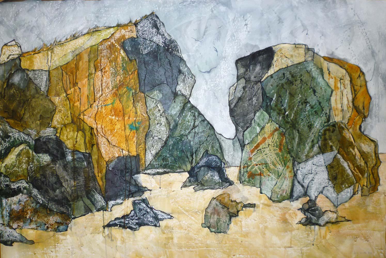 Gwithian cliffs 4