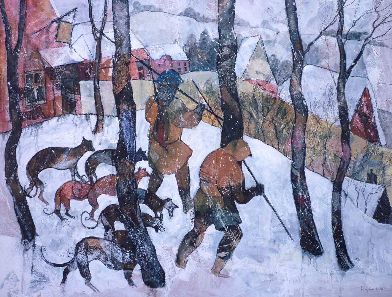 Homage to Bruegel