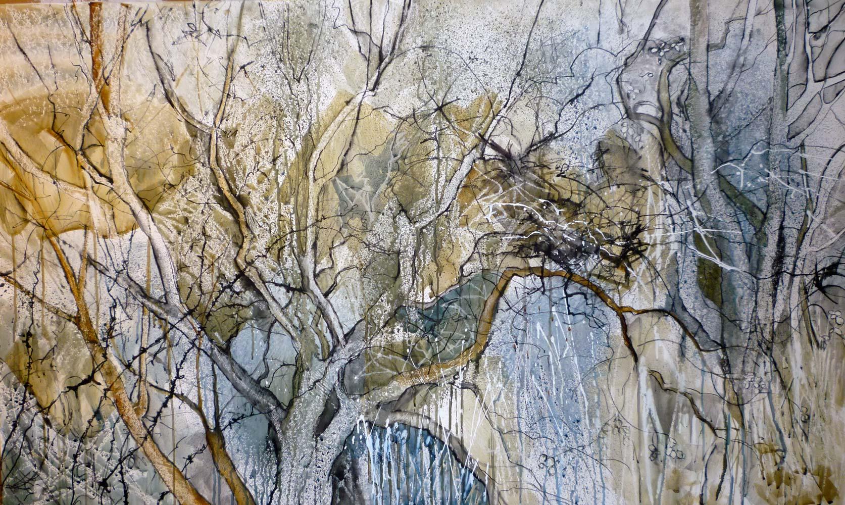 Winter hedgerow 1