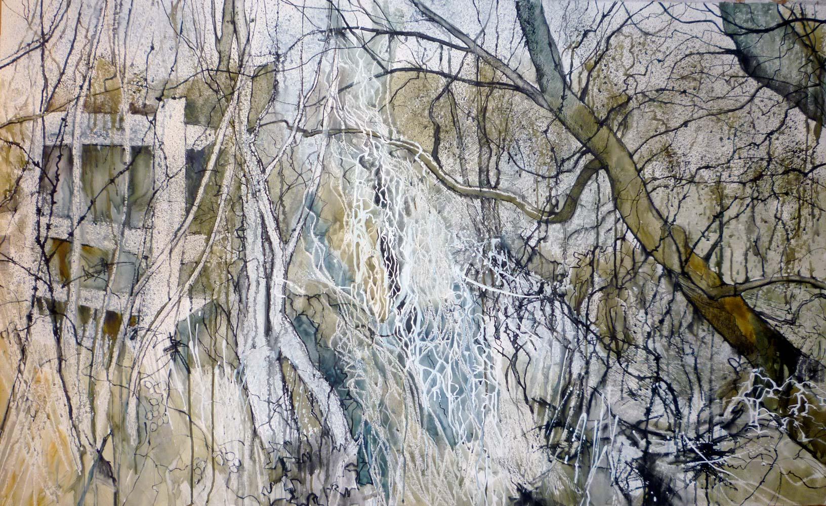 Winter hedgerow 2