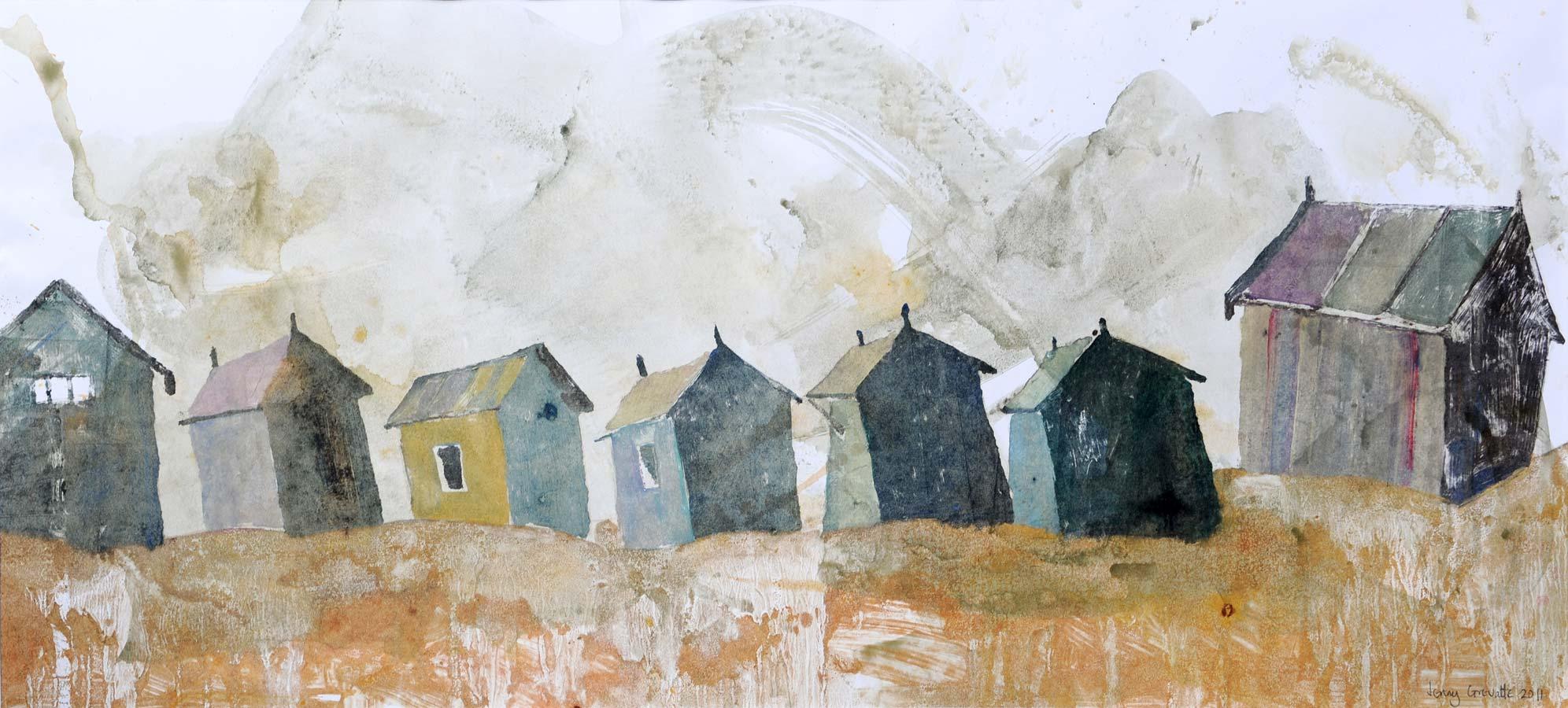 Suffolk huts