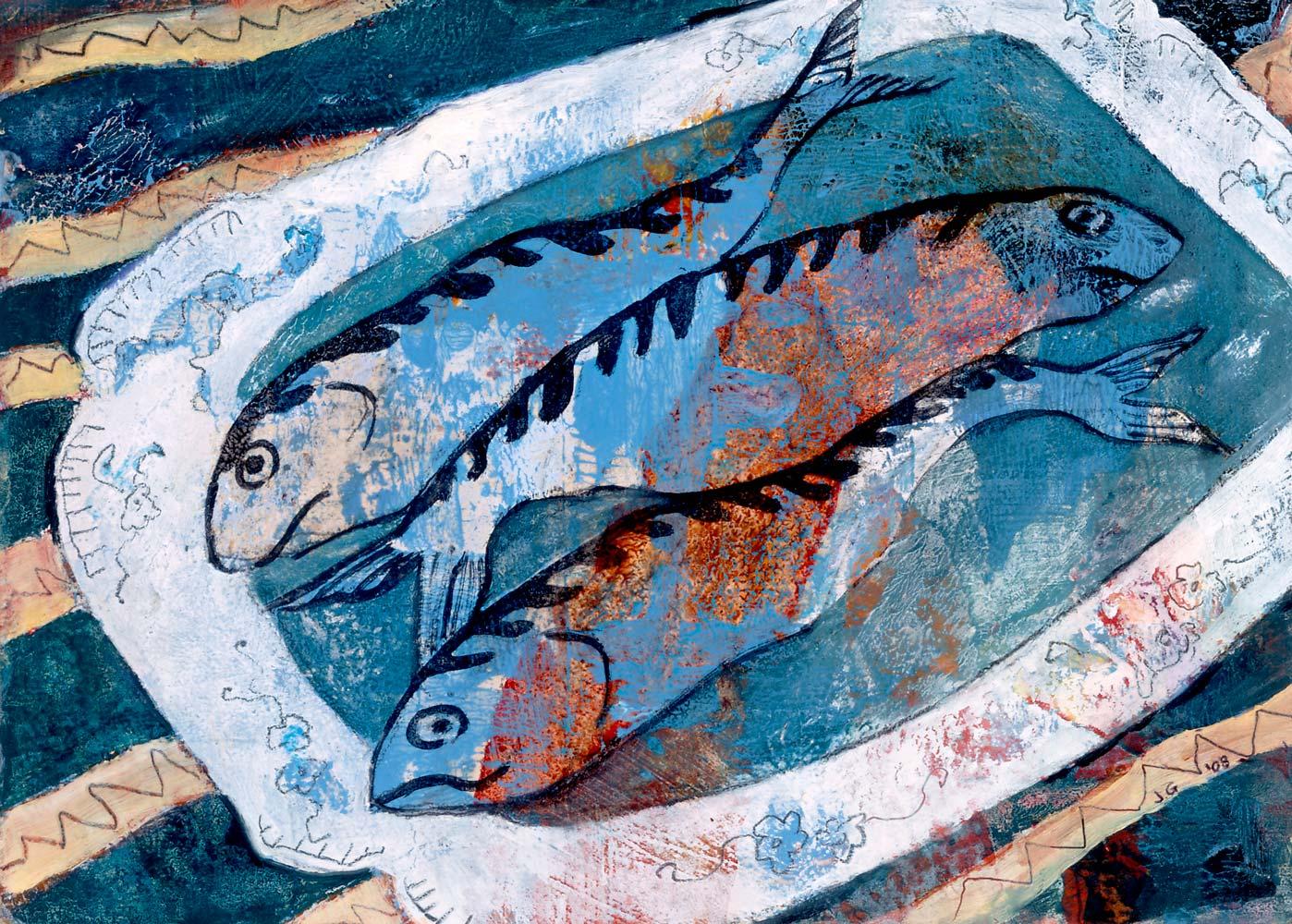 Small fish study