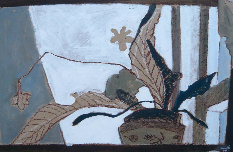 Primula still life
