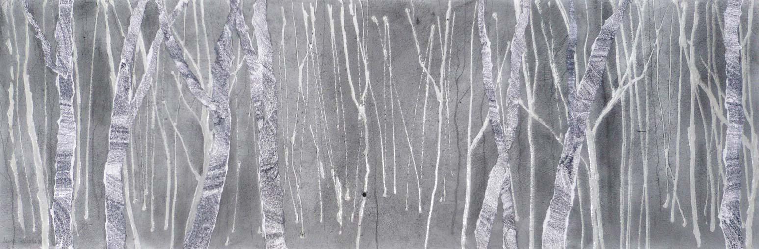 Silver woodland