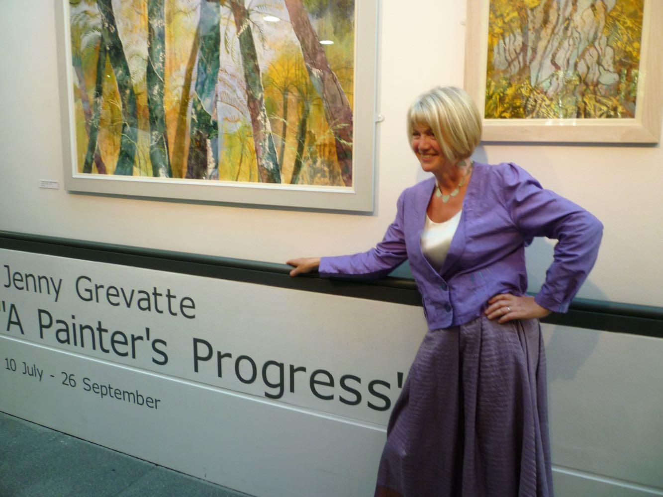 Painter's Progress Opening 2010