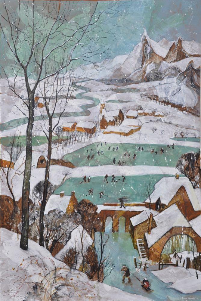 Inspired by Bruegel