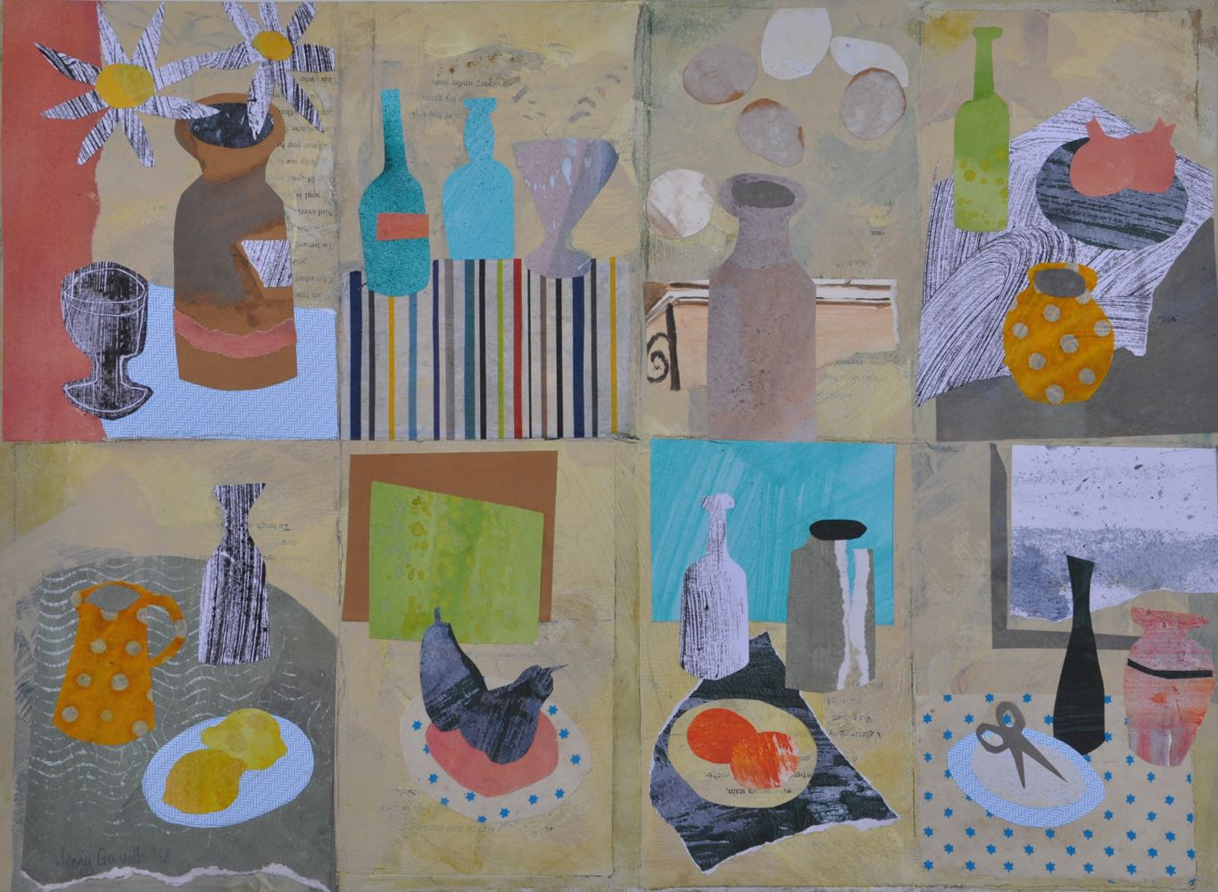 Still life recollections