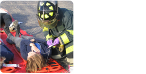 A full scale exercise conducted in Waukesha County, Wisconsin