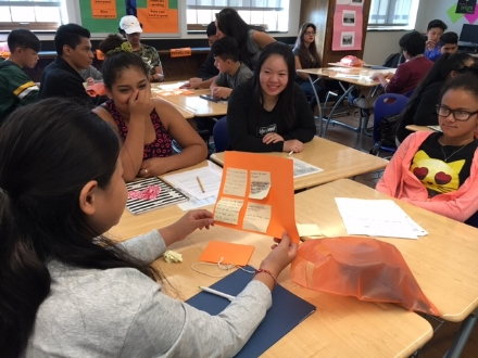 Students - see themselves represented in the curriculum and are exposed to differing perspectives, developing a disposition to appreciate differences and celebrate diversity through short-term international student visits.
