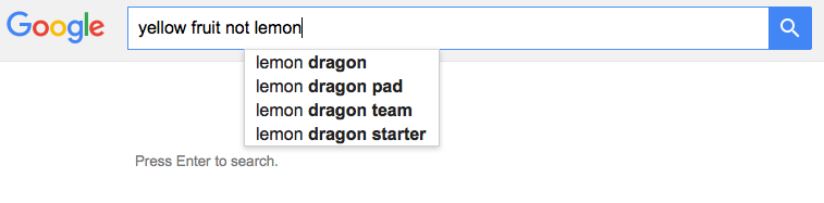 what? what the heck is this? why dragon? what would happen if I hit enter? I'm concerned.