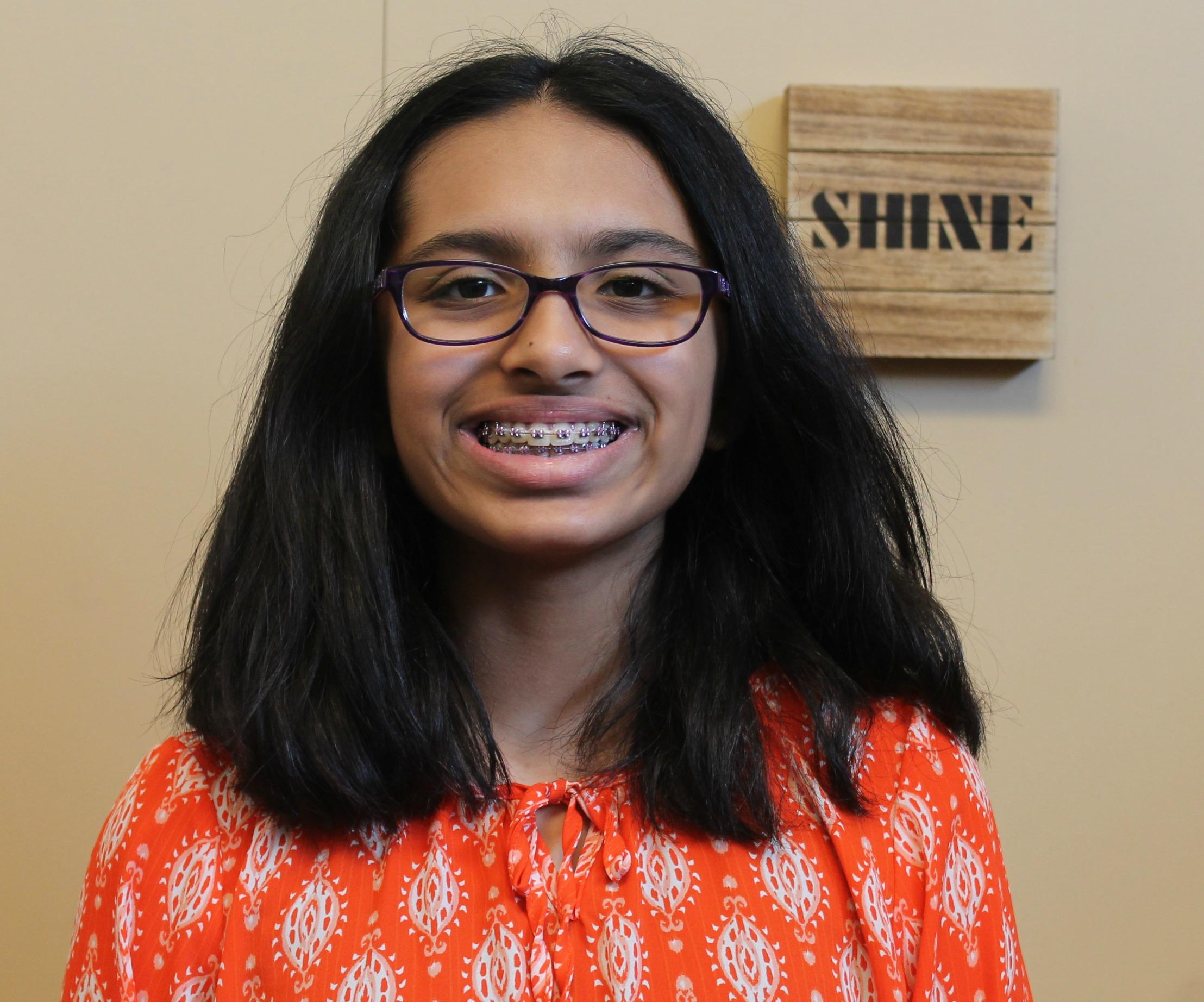 JA Student of the Month, Anika