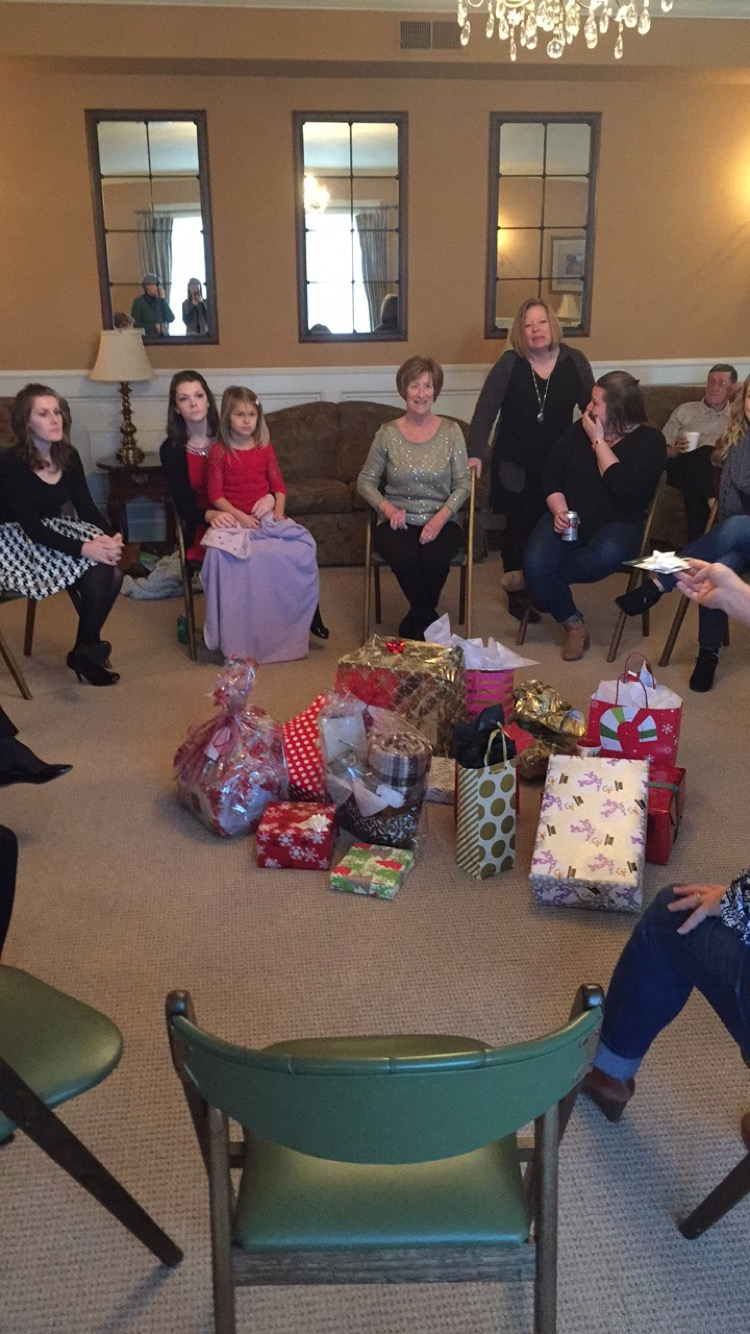The Miller Gift Exchange!