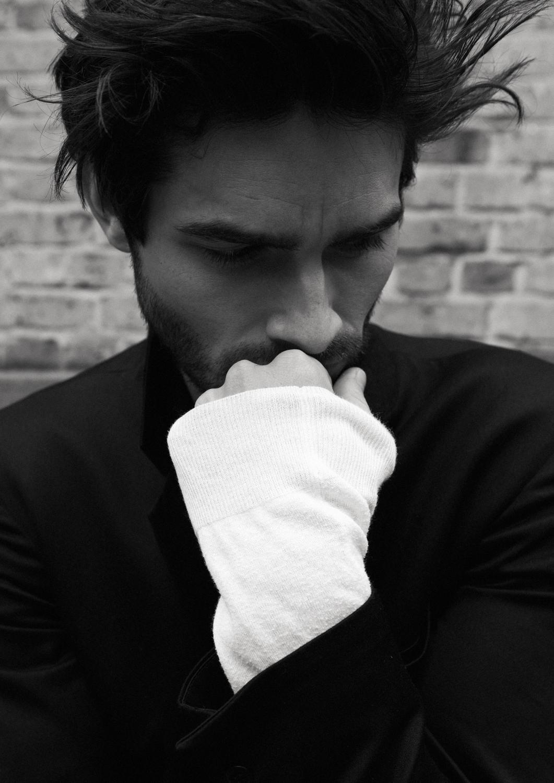 Jacket  Helmut Lang  Long sleeve  Zara
