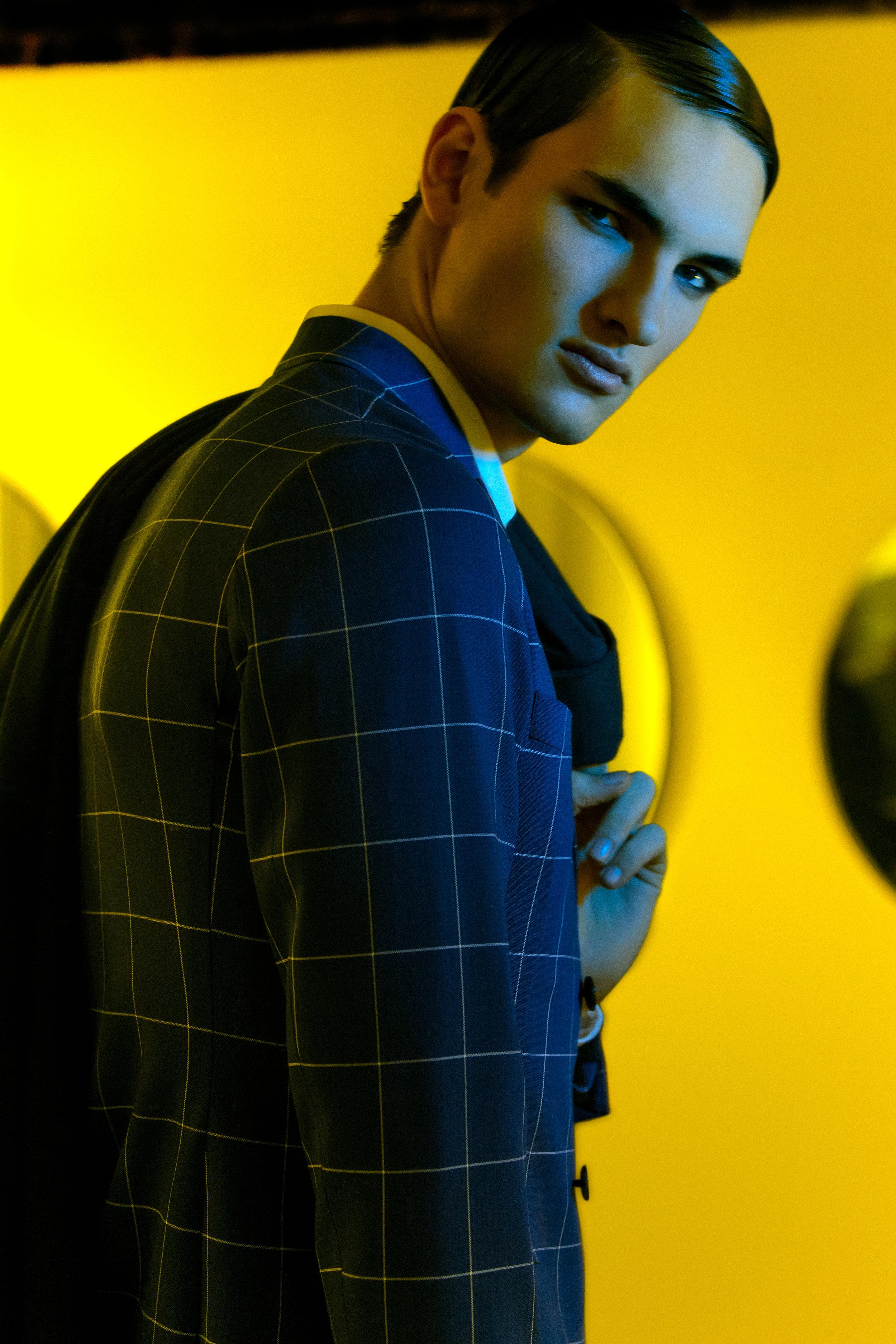 Suit  New & Lingwood , Shirt  Topman .