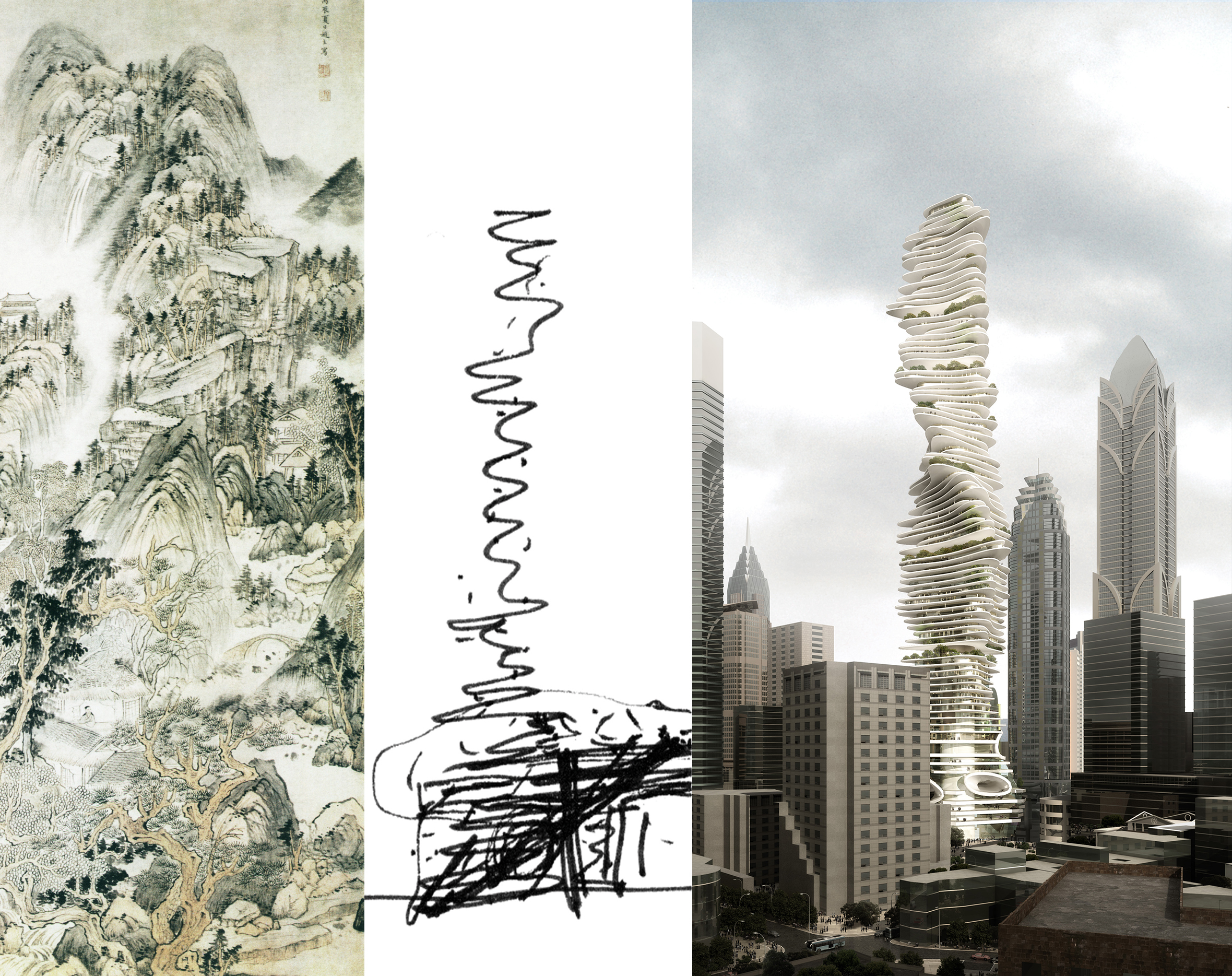 MAD_08014_Urban Forest_p_old painting+skech+rendering.jpg