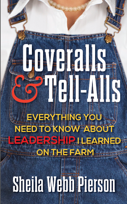 After years working in the corporate world, Sheila Pierson realized that she had learned the best model for being an influential leader by watching her father on their family farm. Through her stories, you will learn to follow these same principles and build your legacy.  1. Be proud of where you come from  2. Laugh at yourself  3. Admit your mistakes  4. Serve others  5. Communicate  6. Live with purpose and passion.     Enjoy the journey of a southern belle while learning how to build her legacy.